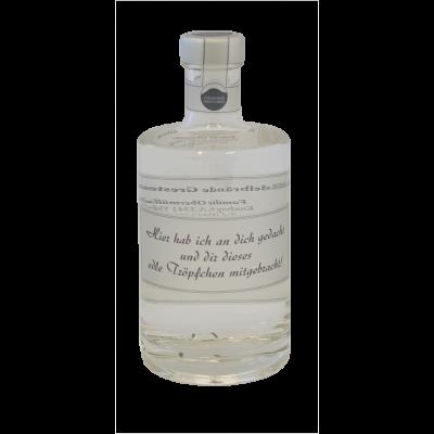edelbraende grestenberg geschenkflasche